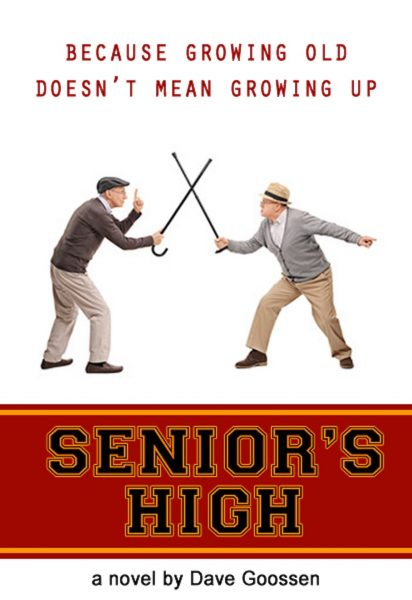 Seniors High Cover